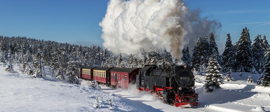 Brockenbahn-Schmalspurbahn