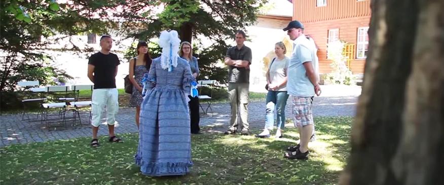 Kostümführungen im Kloster