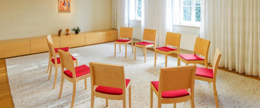 Meditationsraum Mechthild Von Magdeburg, Haus Der Stille
