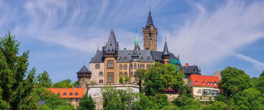 Schloss-Wernigerode