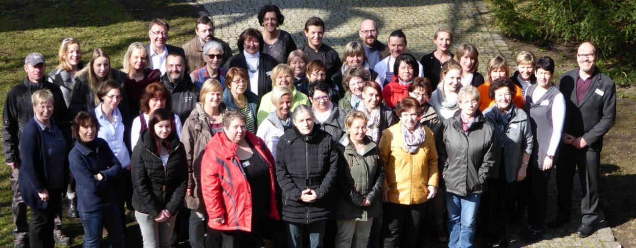Das Team vom Kloster Drübeck