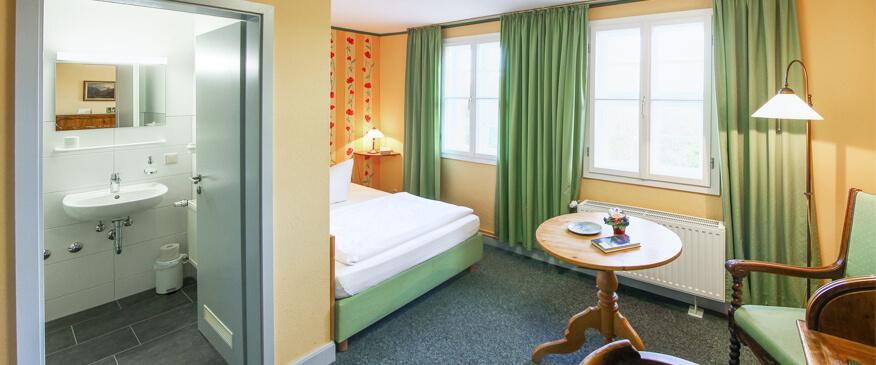 Gemütliche & moderne Zimmer im Kloster Drübeck