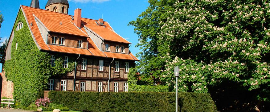 Haus der Stille, Kloster Drübeck