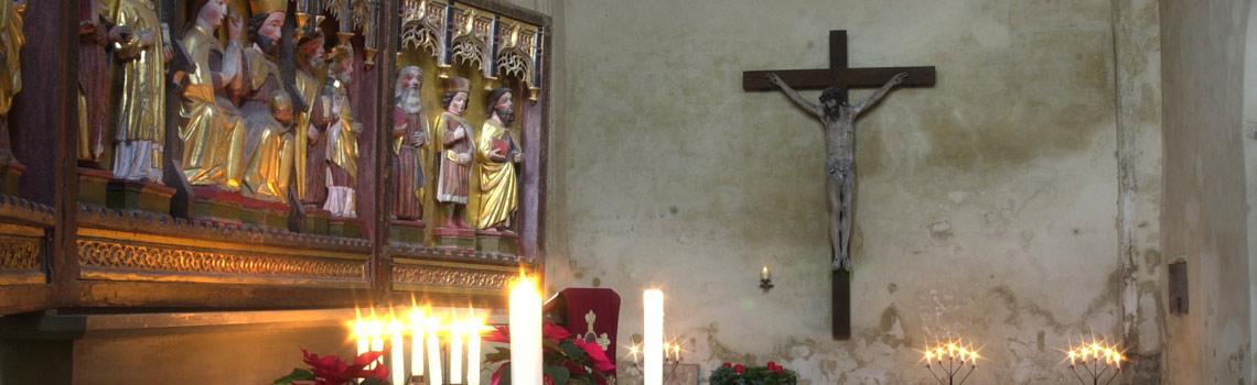 Ostern in einem kirchlichen Haus, Kloster Drübeck