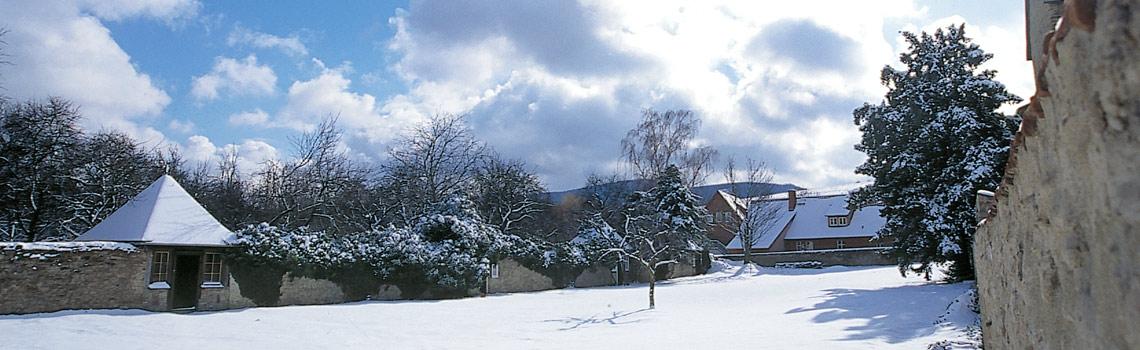 Goldtaler Winterangebot, Kloster Drübeck