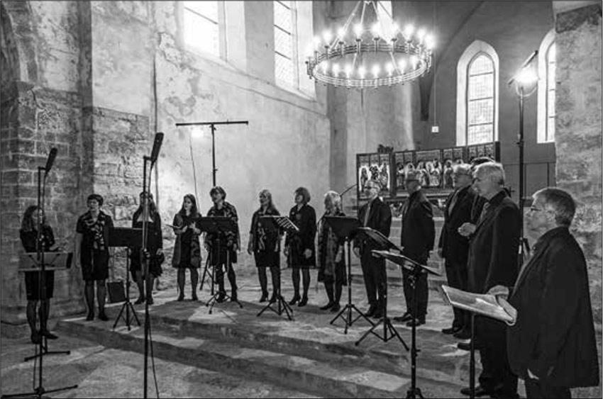 30 Jahre Chormusik mit ARS-VIVENDI