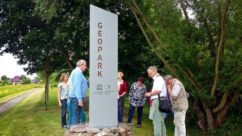 Kloster Drübeck Revalidierung des UNESCO Global Geoparks Harz